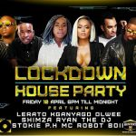 Lerato Kganyago, Shimza, Olwee, Ryan The DJ, DJ Stokie & PH Are Next On This Friday Lockdown House Party