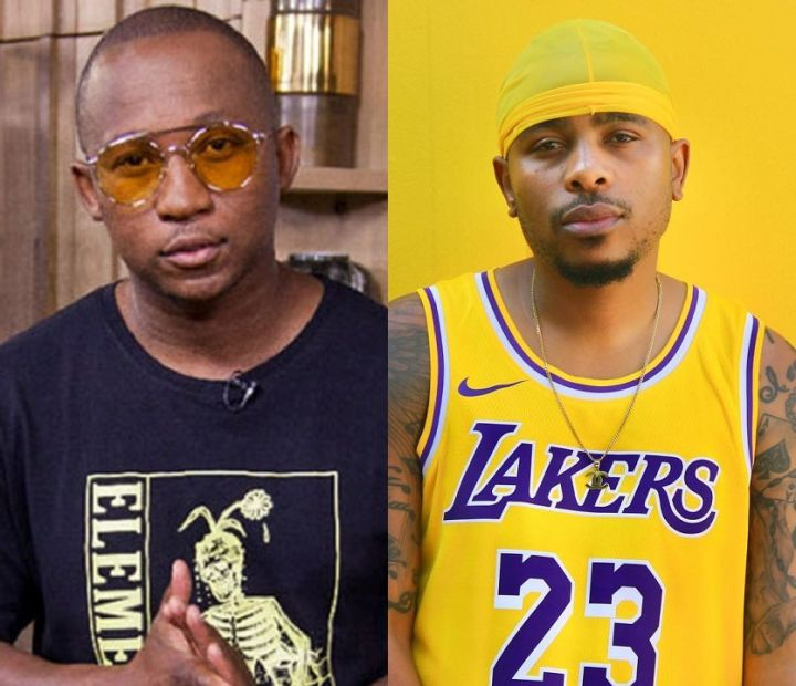 L-tido and Khuli Chana Mention Their Favorite Rappers In SA