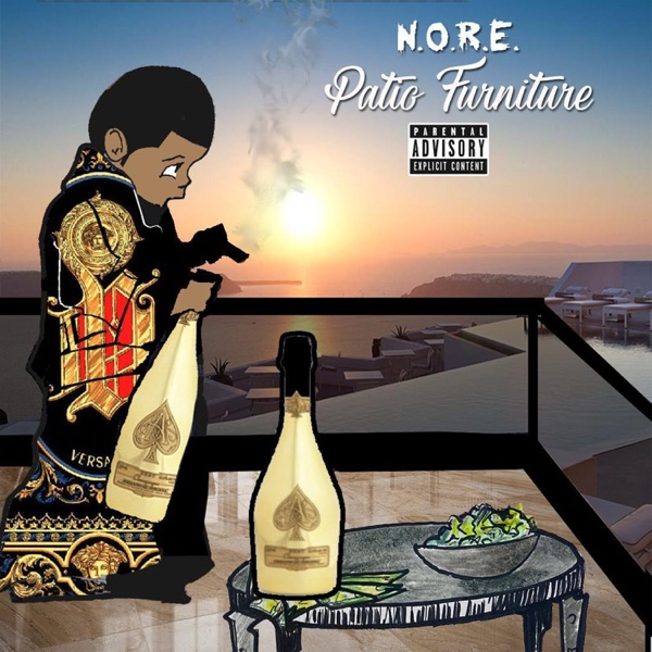 N.O.R.E. Releases New EP 'Patio Furniture'