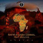 Listen To Rafiki And Gaba Cannal's – Afrika Song Featuring Bholoja