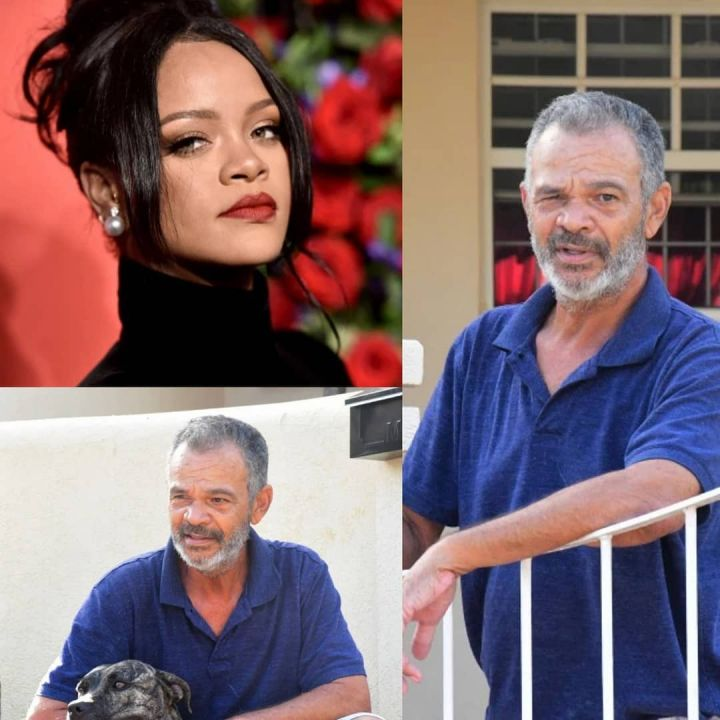 Rihanna Secured Ventilator For Dad After He Tested Positive For COVID-19 Image