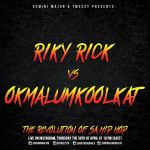 Watch Riky Rick & Okmalumkoolkat Battle On Gemini Major and Tweezy's #TheEvolutionOfSAHipHop
