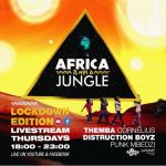 "Themba Cornelius, Distruction Boyz & Punk Mbedzi To Live Stream ""Africa Is Not A Jungle"" Lockdown Edition"