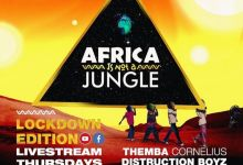 "Photo of Themba Cornelius, Distruction Boyz & Punk Mbedzi To Live Stream ""Africa Is Not A Jungle"" Lockdown Edition"