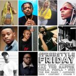 Stogie T's Freestyle Friday Features Nadia Nakai, Focalistic,The Big Hash and More