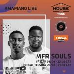 Trace Urban To Host MFR Souls For Amapiano Live Mix