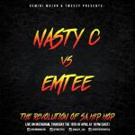 Tweezy & Gemini Major Puts Nasty C And Emtee Head-2-Head On Revolution Of Hip Hop Battle