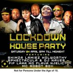 Watch Shimza, Sphectacula, DJ Naves, Mo Flava, Njelic, Lamiez Holworthy Lockdown House Party On Channel O