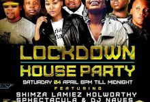 Photo of Watch Shimza, Sphectacula, DJ Naves, Mo Flava, Njelic, Lamiez Holworthy Lockdown House Party On Channel O