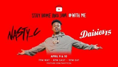 YouTube reveals 'Stay Home With Me' line-up for the Easter weekend Image