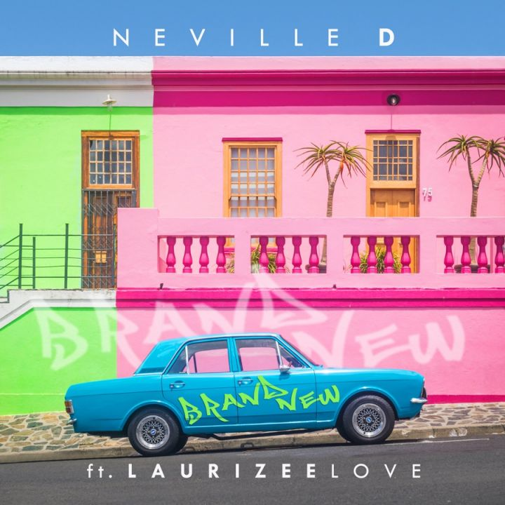 Neville D  – Brand New (feat. Laurizee Love) Image