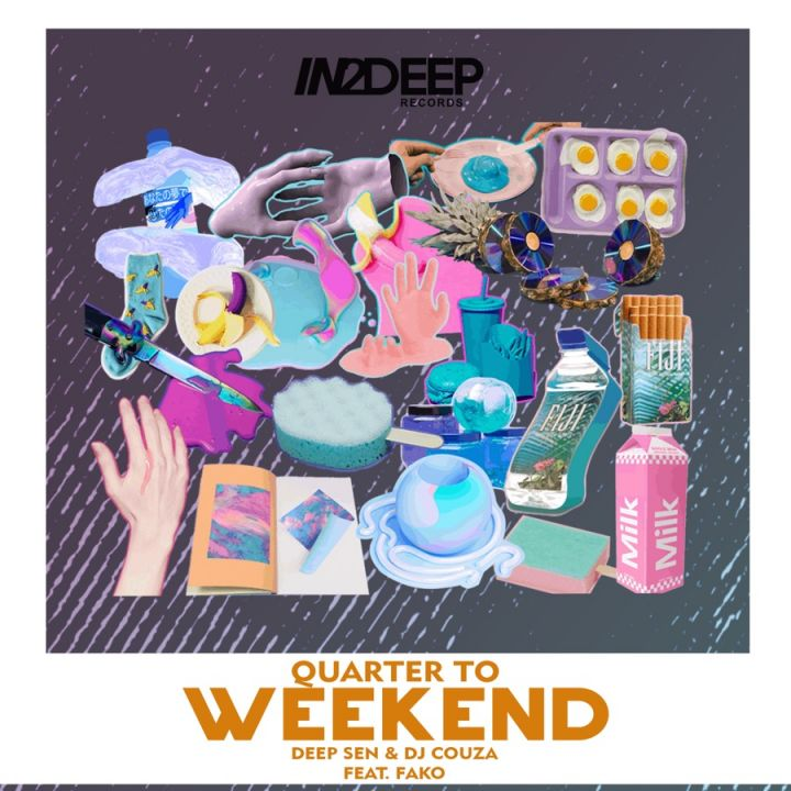 Deepsen & Dj Couza » Quater to Weekend (feat. Fako) »