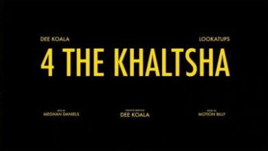 """Photo of Dee Koala Drops """"4 The Khaltsha"""" feat. Lookatup Music Video"""