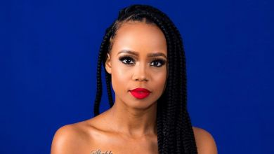 Ntando Duma Recieves Her EFF Artist Relief Pay Cheque Image