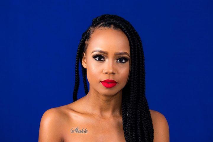 Ntando Duma Recieves Her EFF Artist Relief Pay Cheque