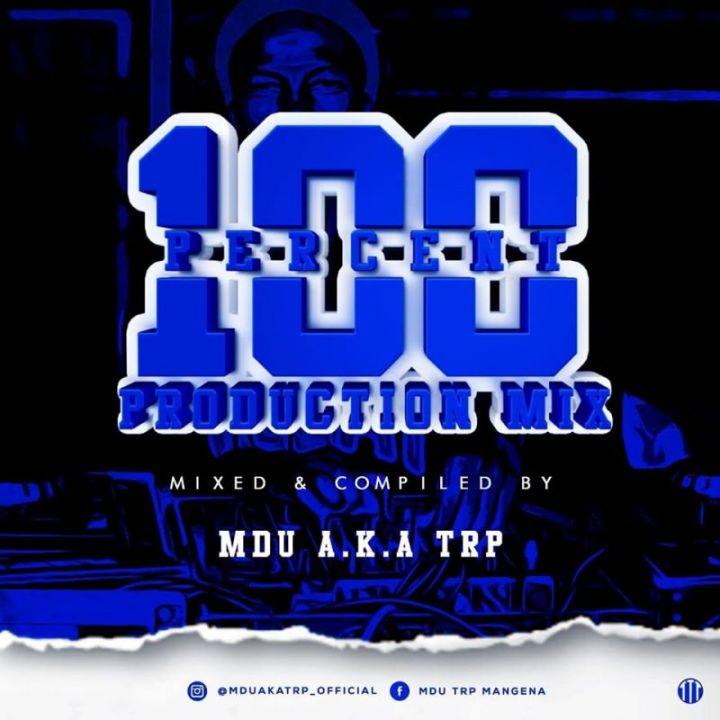 MDU aka TRP Drops A 100% Production Amapiano Mix, Check It Out Image