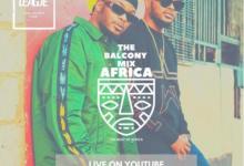 "Major League Releases ""Amapiano Live Balcony Mix 14"""