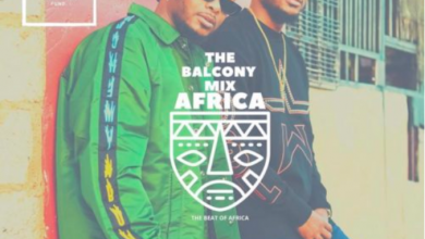 "Major League Releases ""Amapiano Live Balcony Mix 14"" Image"
