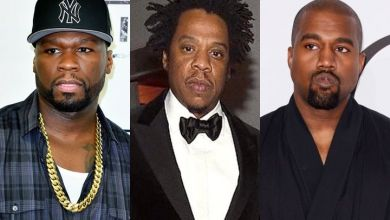 50 Cent Suggests That Jay-Z Is Disappointed In Kanye West Image