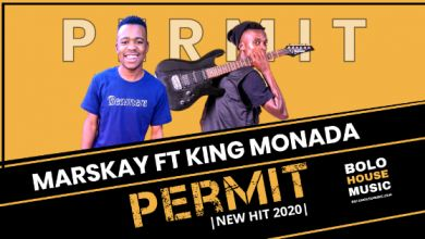 "Photo of King Monada Jumps In Bed With Marskay For ""Permit"""