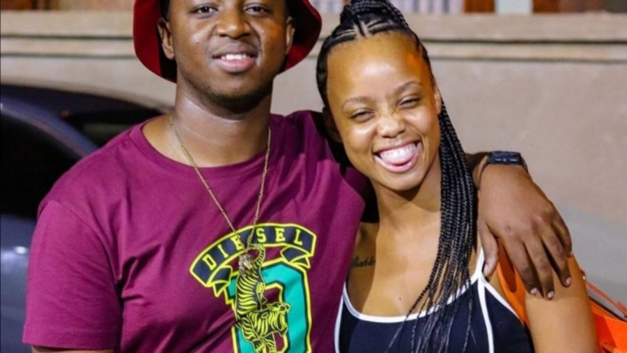 """Ntando Duma Exposed By Shimza Over Mother's Day Gift From Junior De Rocka – """"You bought those things yourself"""" Image"""