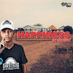 """De'KeaY Drops """"Happiness In Music"""" Album"""