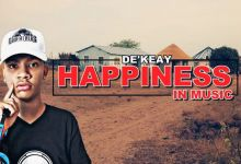"Photo of De'KeaY Drops ""Happiness In Music"" Album"