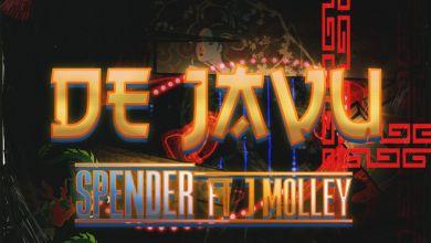 "J Molley Assists Fast Rising Nigerian Artist, Spender on ""déjà vu"" Image"
