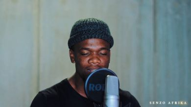 """Photo of Watch Senzo Afrika's Acoustic Version For """"Awphiki"""""""