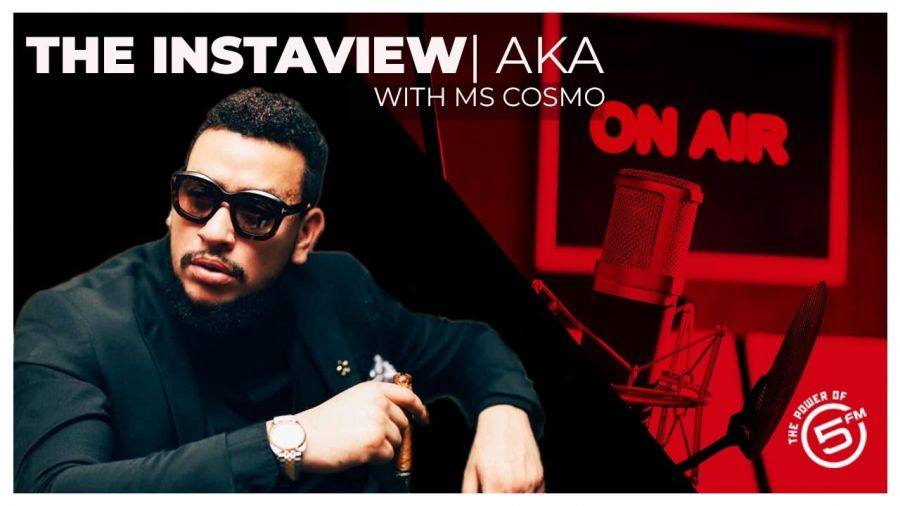 AKA Reveals His TV Channel Costs Him R5m Image