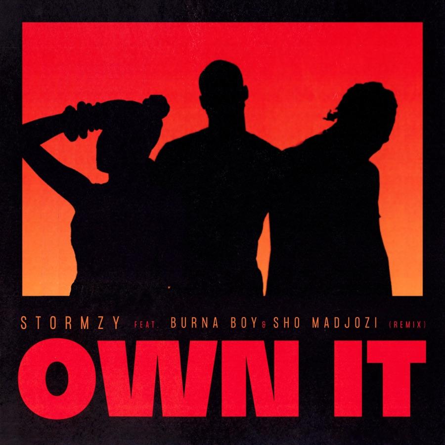 Stormzy Enlists Sho Madjozi x Burna Boy For 'Own It' Remix Image