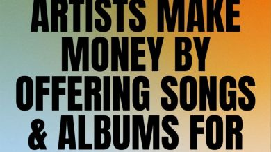 How Music Artists Make Money From Offering Songs & Albums For Free Download