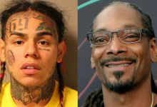 Photo of 6ix9ine Accuses Rap Icon, Snoop Dogg, Of Being A Snitch