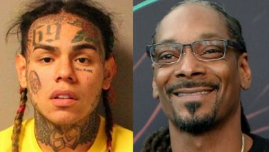 6ix9ine Accuses Rap Icon, Snoop Dogg, Of Being A Snitch