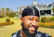 Photo of Cassper Gets Called Out For Texting Another Man's Girlfriend