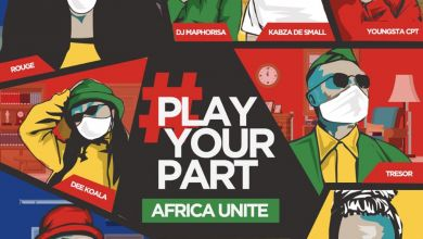 "DJ Maphorisa, Kabza De Small, Riky Rick & More Enlisted For ""Play Your Part"", A Song Uniting Africa Image"