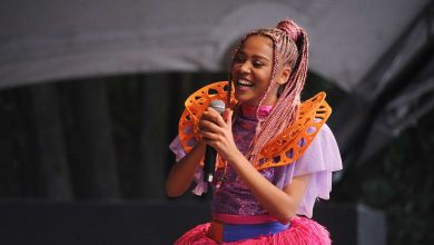 """Photo of Sho Madjozi Is Keeping The """"Spirits Up"""" On Tik Tok"""