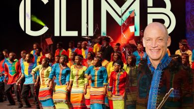 "Photo of Flautist Wouter Kellerman And Mzansi Youth Choir Releases ""The Climb"""
