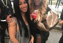 A Beyoncé & Cardi B Collaboration Ended In 2017 Because The Song Leaked