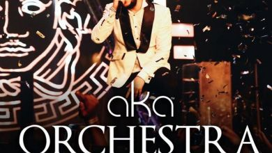 """Photo of AKA """"Orchestra On The Square"""" Now Streaming Live On His AKAtv App"""