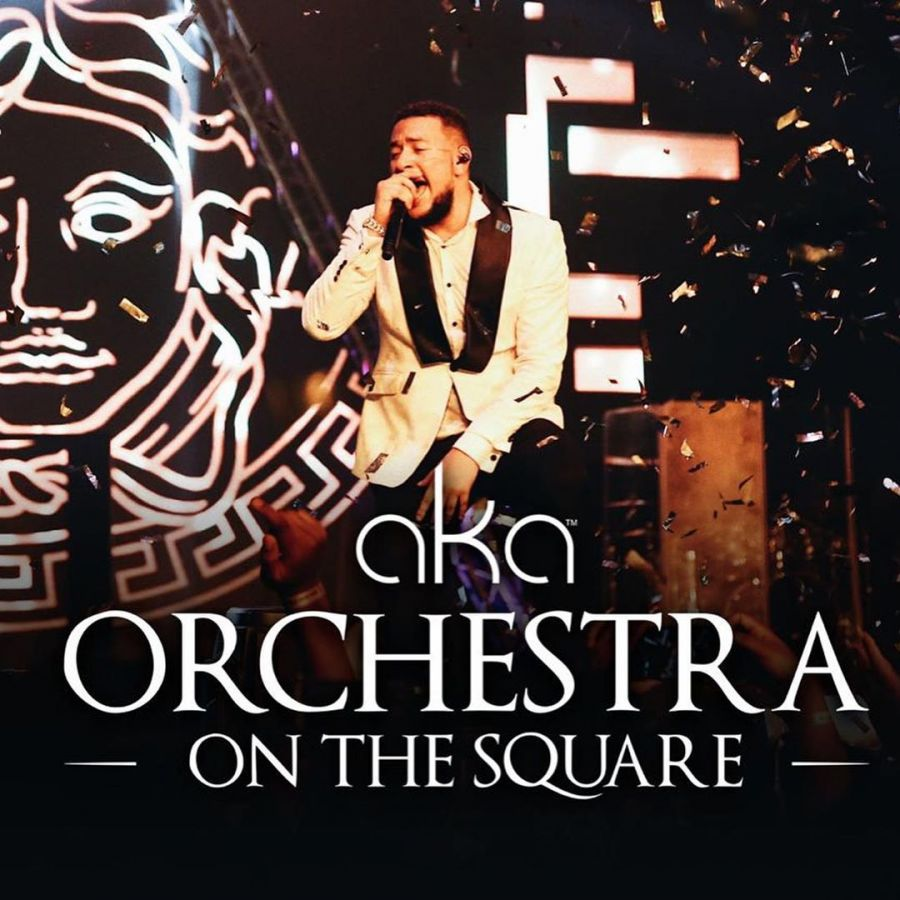 "AKA ""Orchestra On The Square"" Now Streaming Live On His AKAtv App"