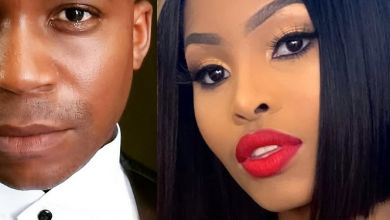 Photo of Nandi Mbatha and NaakMusiQ Might Be In A Romantic Relationship