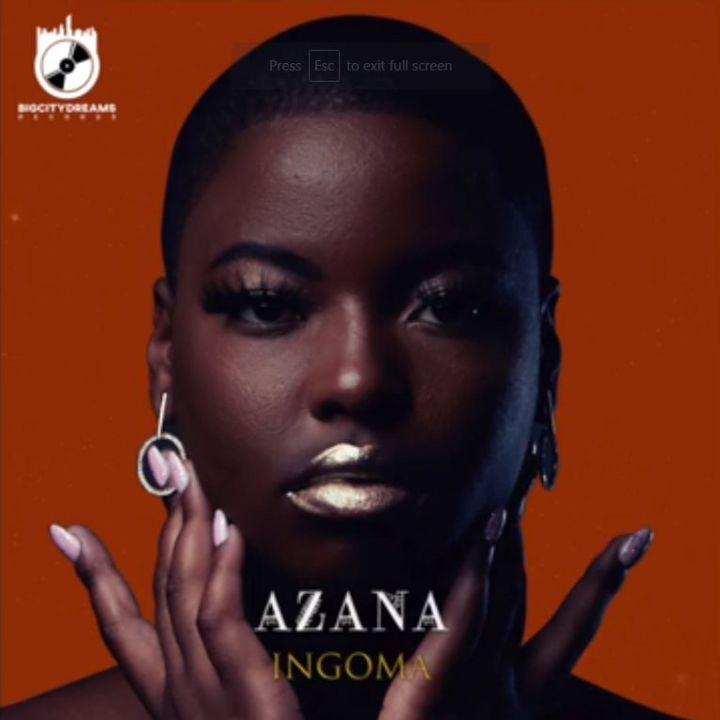 "Azana Readies New Song ""Uthando Lwangempela"""