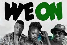 "Photo of Beast & Gigi Lamayne Featured On Noble Jay's ""We On"""