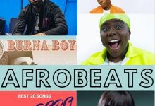 Photo of Best Afrobeats Songs 2020 (January-May)