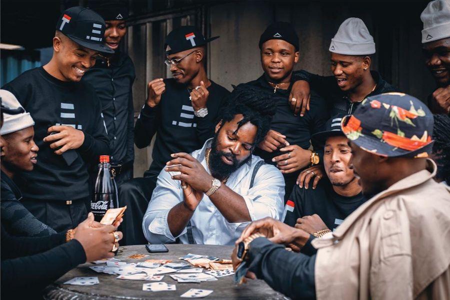 big zulu drops video ama million remix feat kwesta youngstacpt musiholiq zakwe