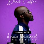 "Watch Black Coffee's Finale Home ""Brewed 007"" Live Mix Session"