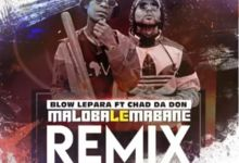 Photo of Blow Lepara Features Chad Da Don On MLM (Remix)