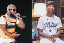 Photo of Hip Hop Fans Divided Over Who Is A Better Artist Between Cassper Nyovest And Emtee
