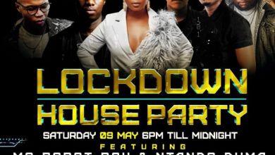 Photo of Catch Jaivane, Dlala Thukzin, Transmicsoul, Caiiro, Thandi Draai & DJ Capital For Next Saturday Channel O Lockdown House Party